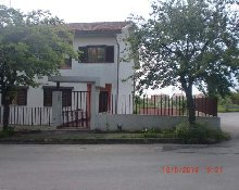 梯田的房子